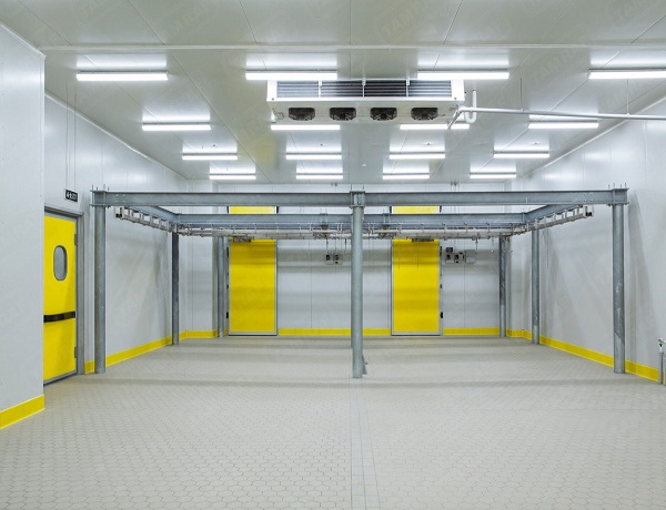 The development of the cold room industry