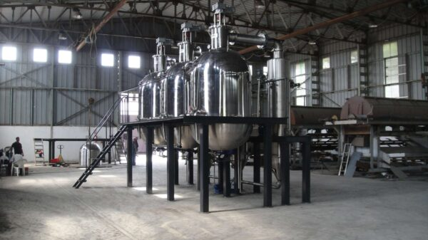 Boule Type Evaporation System scaled