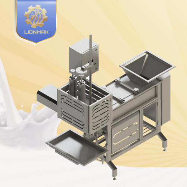 CHEESE MOULDING MACHINE
