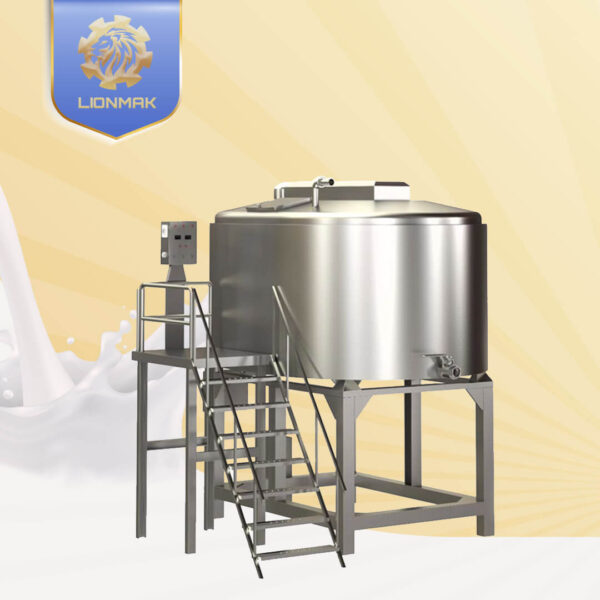 CHEESE PROCESSING TANK
