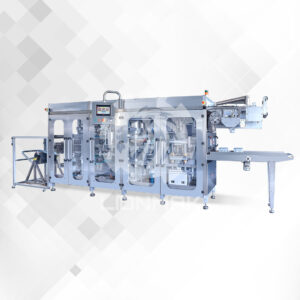 FULLY AUTOMATIC THERMOFORM PACKAGING MACHINE