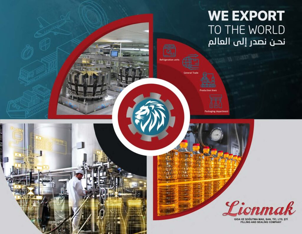 Manufacture and Export Machines