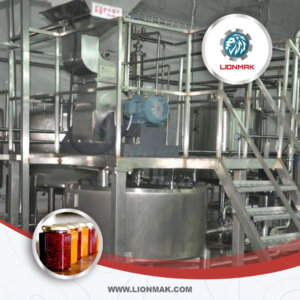 Jam and Conserves Production Lines