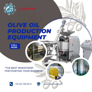 Olive Oil Production Lines